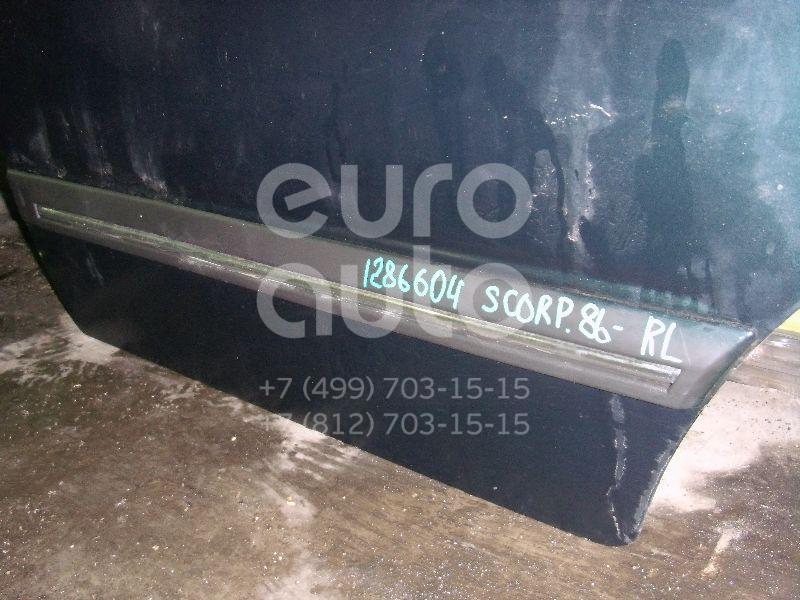 Молдинг задней левой двери для Ford Scorpio 1986-1992 - Фото №1