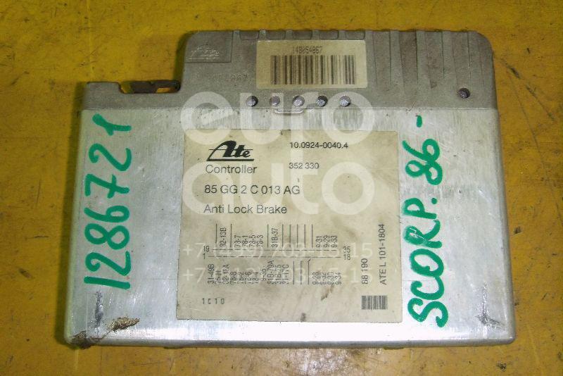 Блок управления ABS для Ford Scorpio 1986-1992 - Фото №1