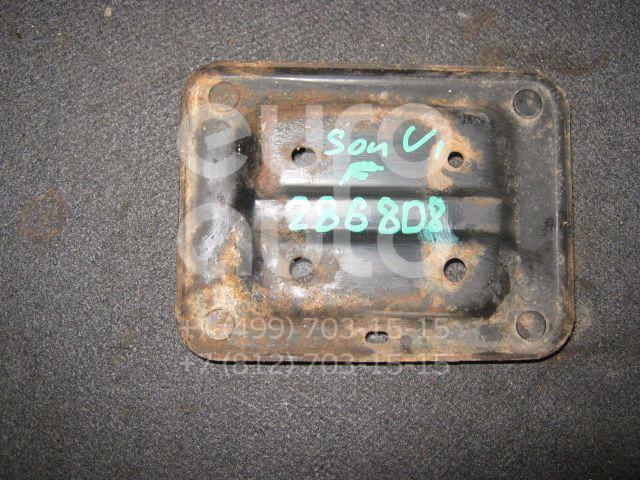Кронштейн усилителя переднего бампера для Hyundai Sonata V (NEW EF) 2001> - Фото №1