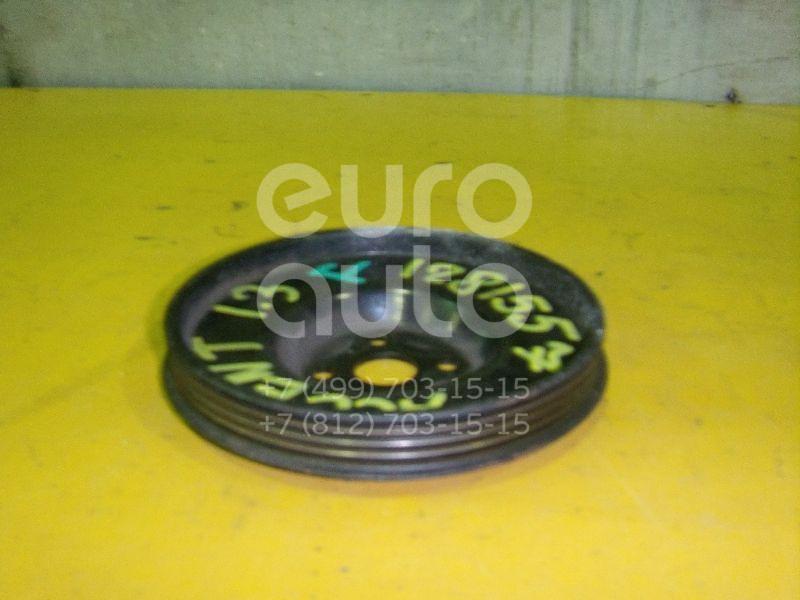 Шкив водяного насоса (помпы) для Hyundai Accent II (+ТАГАЗ) 2000-2012;Getz 2002-2010 - Фото №1