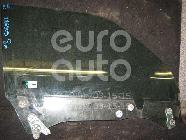 Стекло двери передней правой для Subaru Forester (S10) 2000-2002;Forester (S10) 1997-2000 - Фото №1