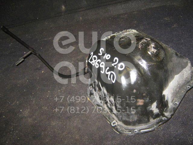 Поддон масляный двигателя для Subaru Forester (S10) 2000-2002 - Фото №1