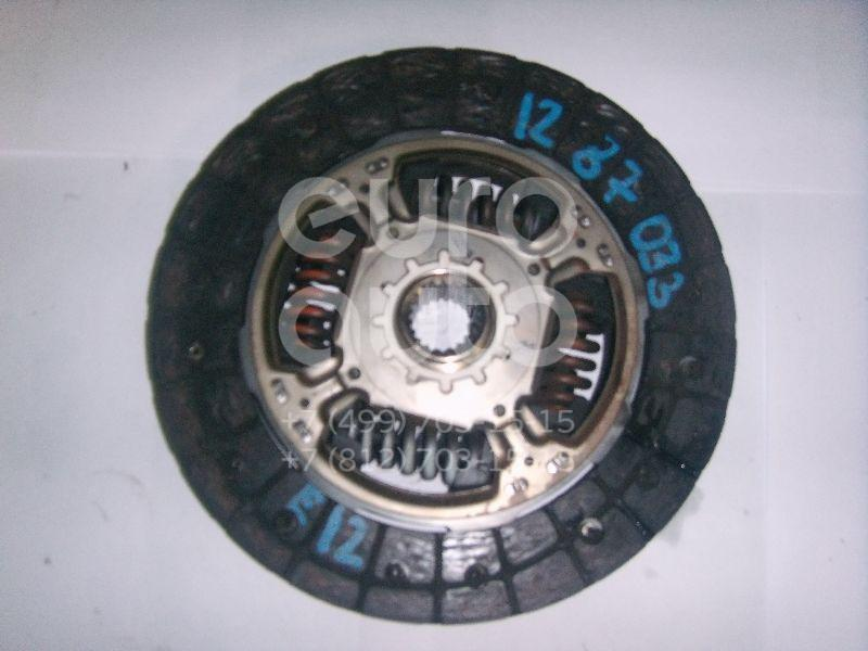 Диск сцепления для Toyota Corolla E12 2001-2006 - Фото №1