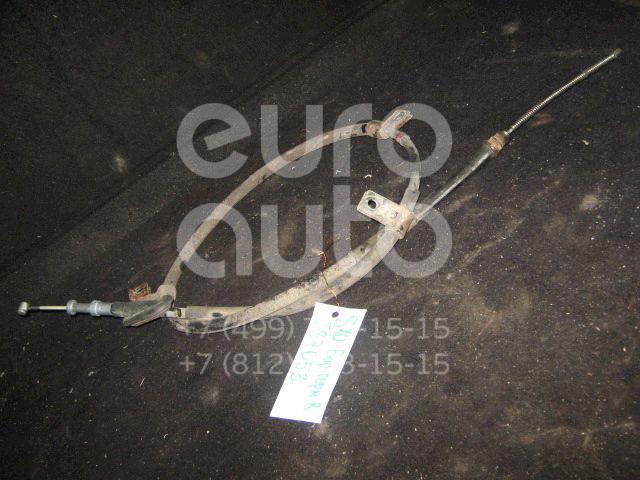 Трос стояночного тормоза правый для Subaru Forester (S10) 2000-2002 - Фото №1