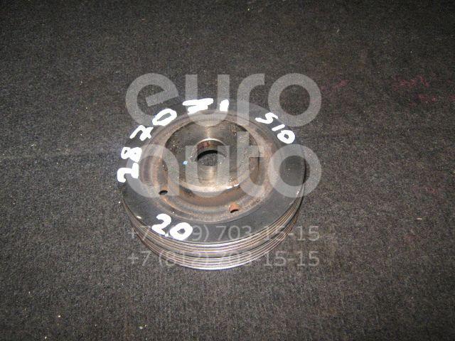 Шкив коленвала для Subaru Forester (S10) 2000-2002;Impreza (G10) 1996-2000;Impreza (G11) 2000-2007;Legacy Outback (B14) 2010> - Фото №1