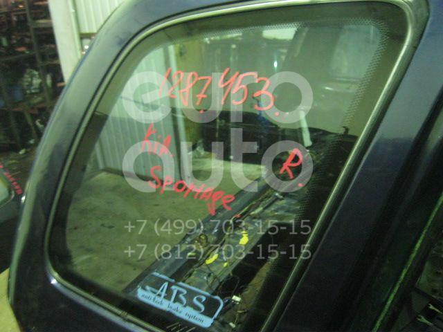 Стекло кузовное глухое правое для Kia Sportage 1993-2006 - Фото №1