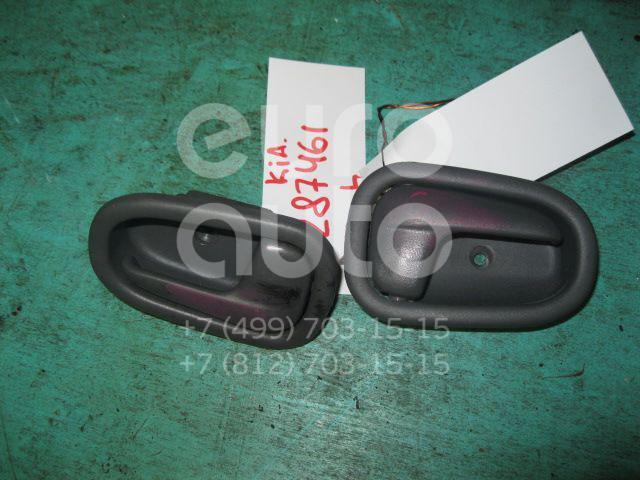 Ручка двери внутренняя левая для Kia Sportage 1994-2004 - Фото №1