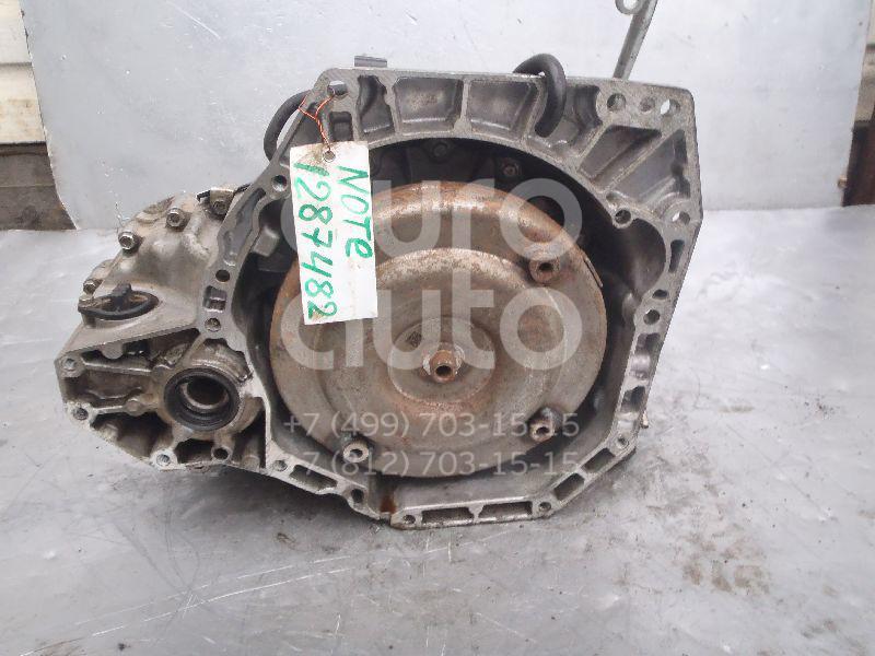 АКПП (автоматическая коробка переключения передач) для Nissan Note (E11) 2006-2013 - Фото №1