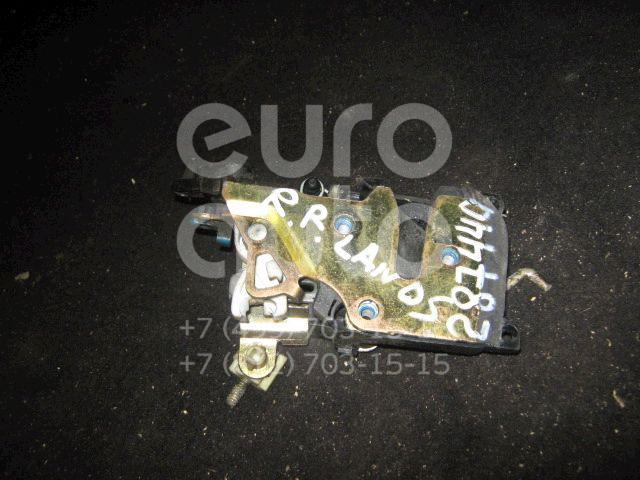 Замок двери задней правой для Chevrolet,Daewoo Lanos 2004-2010;Lanos 1997-2009 - Фото №1