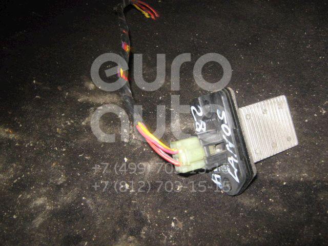Резистор отопителя для Chevrolet Lanos 2004>;Lanos 1997>;Nubira 1997> - Фото №1