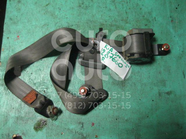 Ремень безопасности для Kia Sportage 1994-2004 - Фото №1