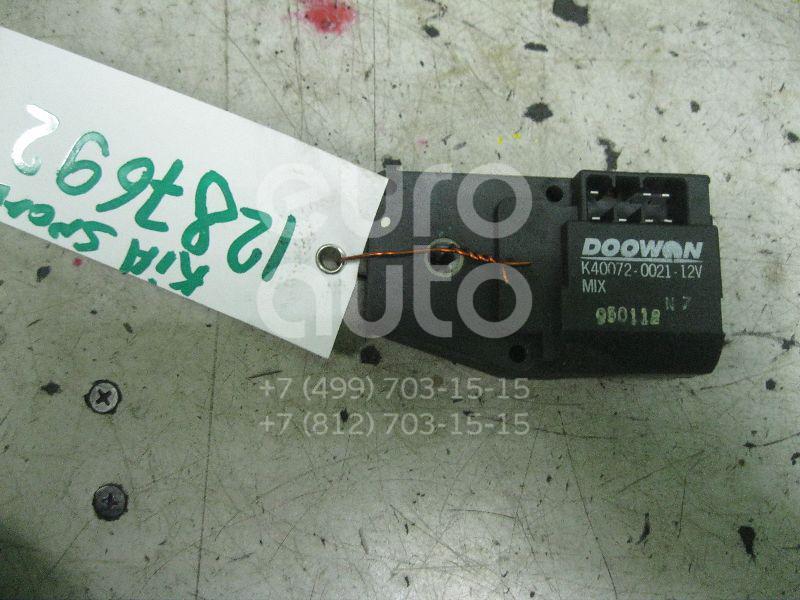 Моторчик заслонки отопителя для Kia Sportage 1994-2006 - Фото №1