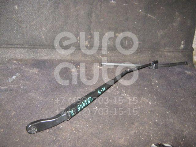 Поводок стеклоочистителя передний правый для Mazda Mazda 3 (BK) 2002-2009 - Фото №1