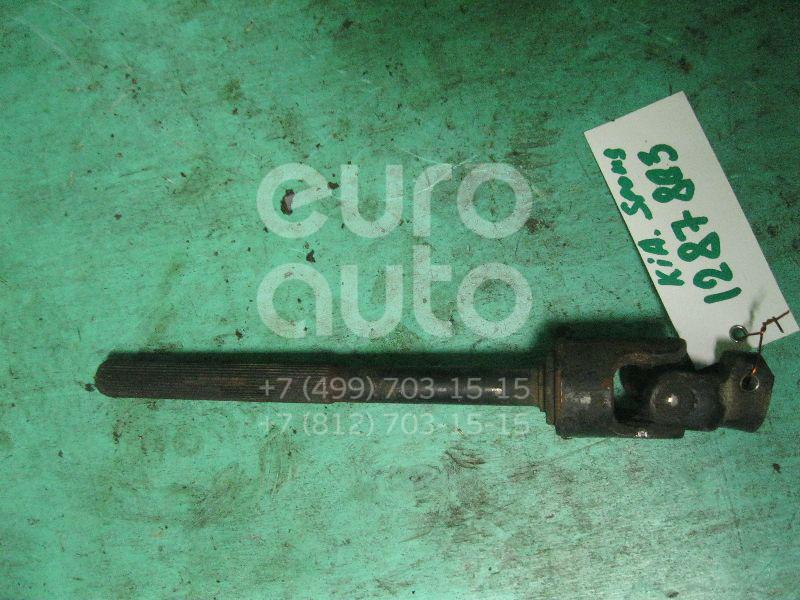 Кардан рулевой для Kia Sportage 1993-2006 - Фото №1
