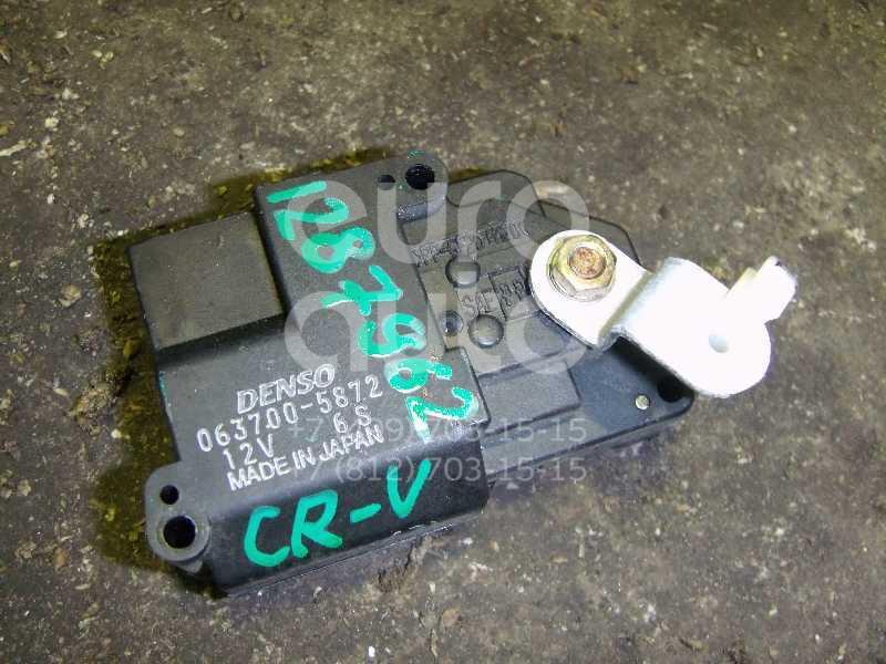 Моторчик заслонки отопителя для Honda CR-V 1996-2002;Civic (EJ, EK Sed+3HB) 1995-2001 - Фото №1