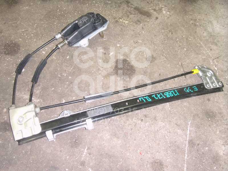 Стеклоподъемник механ. задний левый для BMW 5-серия E39 1995-2003 - Фото №1