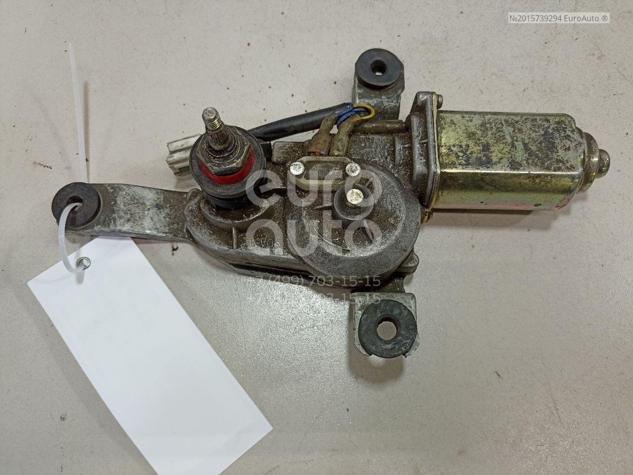 Моторчик стеклоочистителя задний для Hyundai Coupe (RD) 1996-2002 - Фото №1