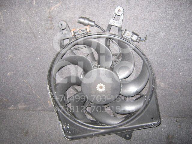 Вентилятор радиатора для Hyundai S-Coupe SLC 1990-1996 - Фото №1