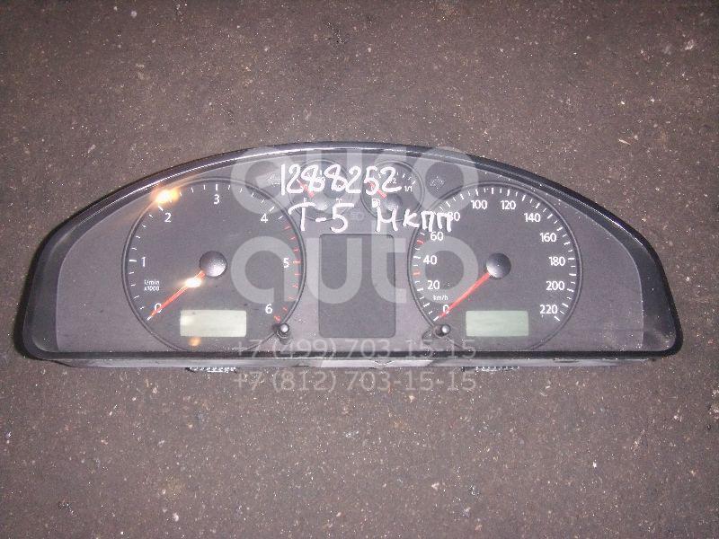 Панель приборов для VW Transporter T5 2003> - Фото №1