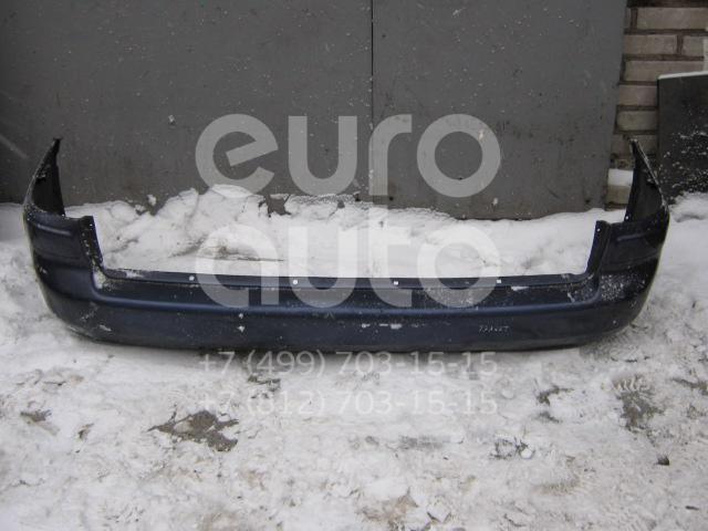 Бампер задний для Hyundai Trajet 2000-2009 - Фото №1