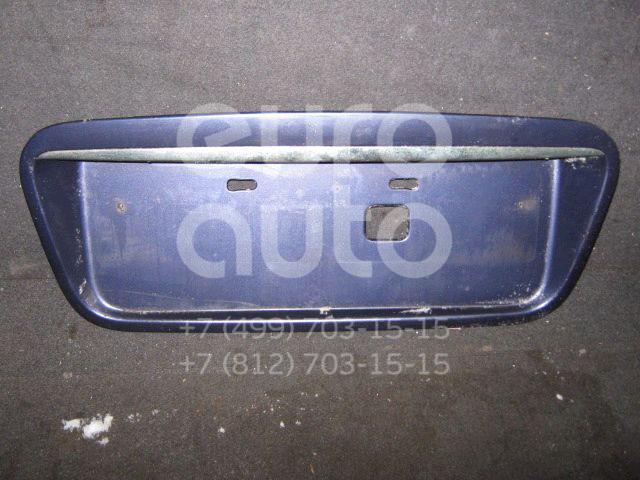 Накладка двери багажника для Hyundai Trajet 2000-2009 - Фото №1