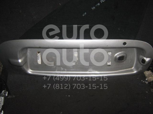Накладка двери багажника для Hyundai Santa Fe (SM)/ Santa Fe Classic 2000-2012 - Фото №1