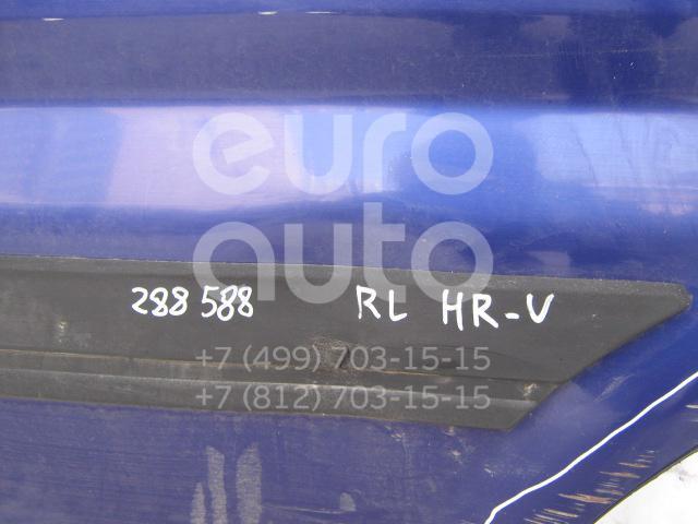 Молдинг задней левой двери для Honda HR-V 1999-2005 - Фото №1