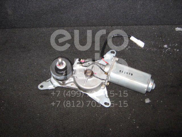 Моторчик стеклоочистителя задний для Kia Shuma 1996-2001 - Фото №1