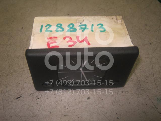 Часы для BMW 5-серия E34 1988-1995;7-серия E32 1986-1994 - Фото №1