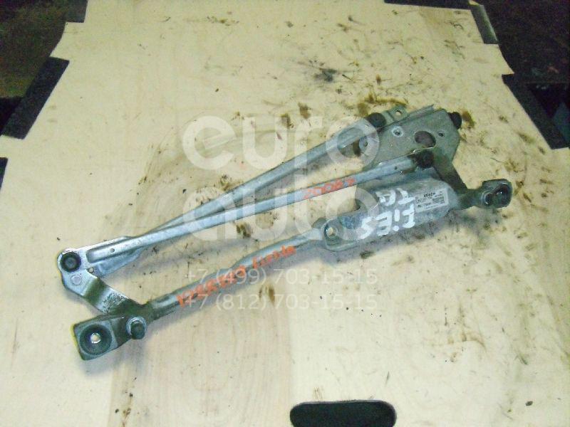 Трапеция стеклоочистителей для Ford Fiesta 2008> - Фото №1