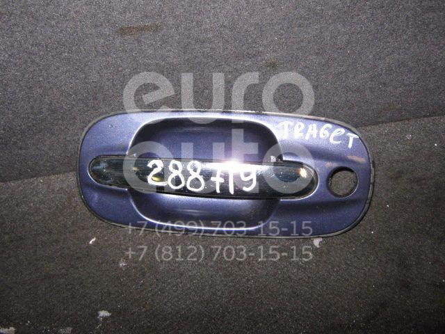Ручка двери передней наружная левая для Hyundai Trajet 2000-2009 - Фото №1