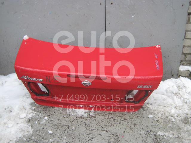 Крышка багажника для Nissan Almera N15 1995-2000 - Фото №1
