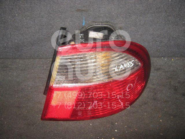 Фонарь задний наружный правый для Daewoo Lanos 1997> - Фото №1