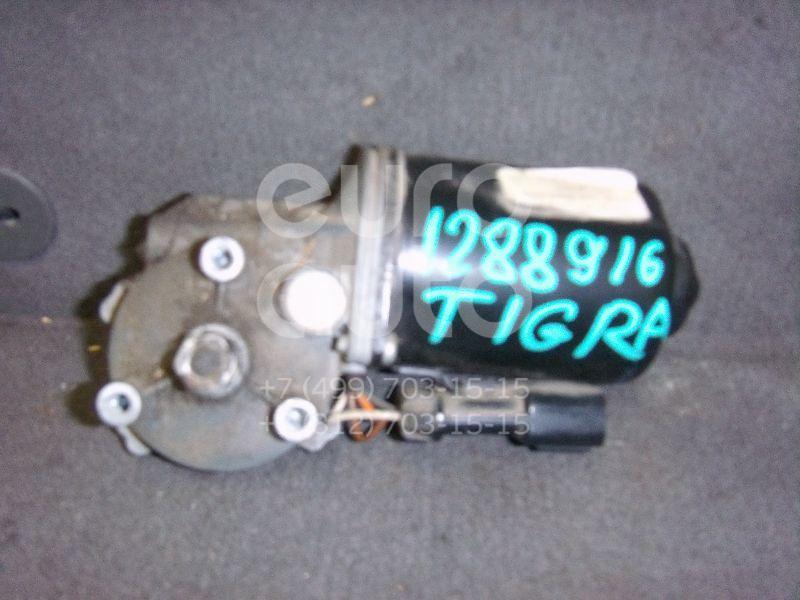 Моторчик стеклоочистителя передний для Opel Tigra 1994-2000 - Фото №1