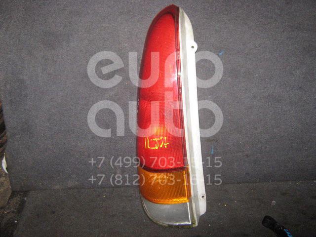 Фонарь задний левый для Hyundai Atos (MX) 1998-2003 - Фото №1