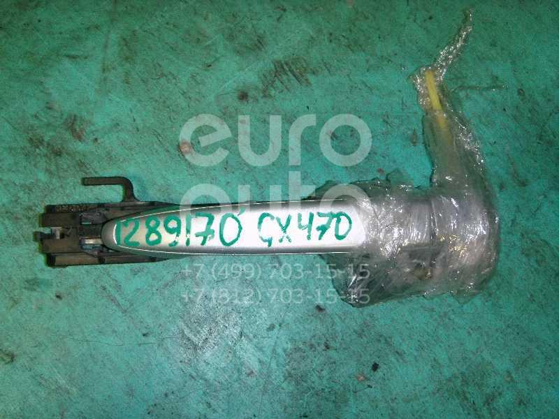 Ручка двери задней наружная правая для Lexus GX470 2002-2009 - Фото №1