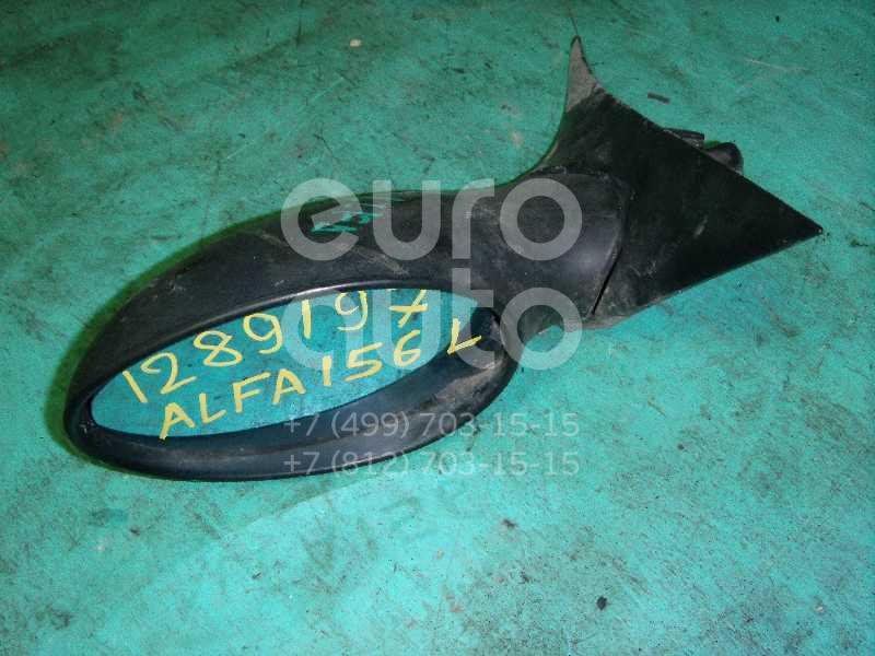 Зеркало левое электрическое для Alfa Romeo 156 1997-2005 - Фото №1
