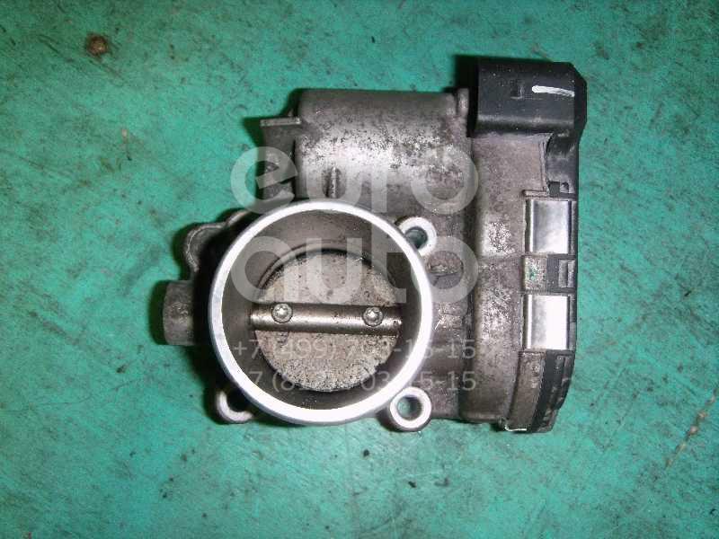 Заслонка дроссельная электрическая для Ford Fiesta 2001-2007;Fusion 2002>;Fiesta 2008> - Фото №1