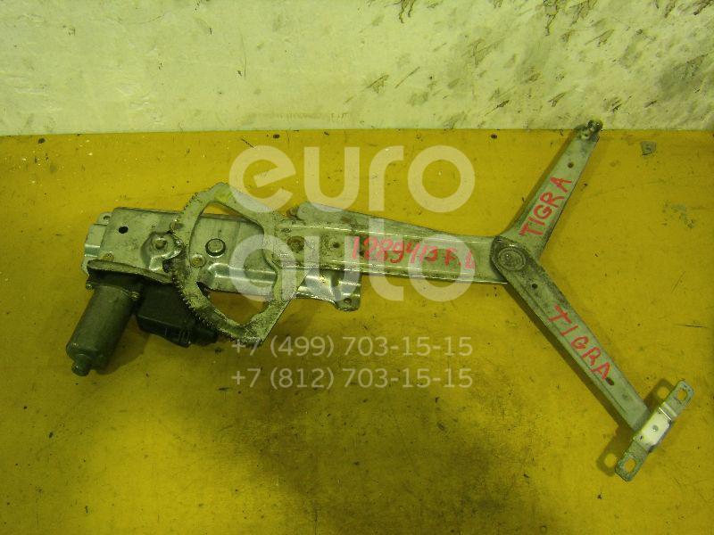 Стеклоподъемник электр. передний левый для Opel Tigra 1994-2000 - Фото №1