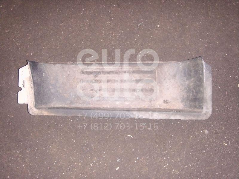 Накладка на порог (наружная) для VW Transporter T5 2003-2015 - Фото №1