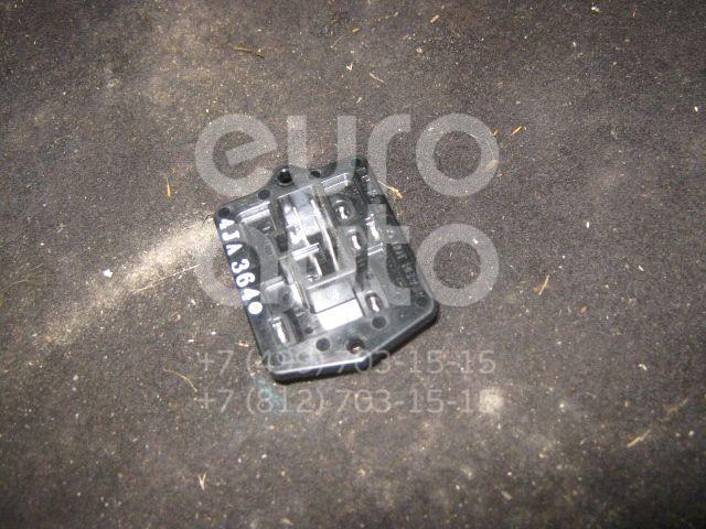 Резистор отопителя для Mitsubishi Pajero/Montero IV (V8, V9) 2007> - Фото №1