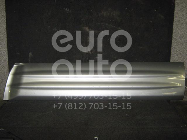 Накладка двери передней правой для Mitsubishi Pajero/Montero III (V6, V7) 2000-2006 - Фото №1