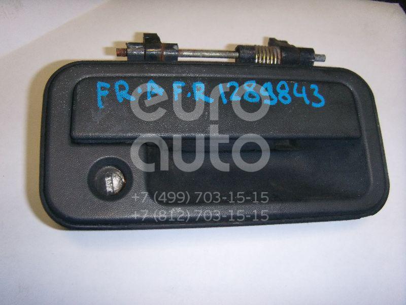 Ручка двери передней наружная правая для Opel Frontera A 1992-1998 - Фото №1