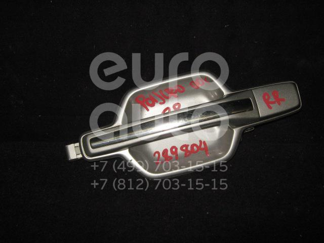 Ручка двери внутренняя правая для Mitsubishi Pajero/Montero III (V6, V7) 2000-2006 - Фото №1