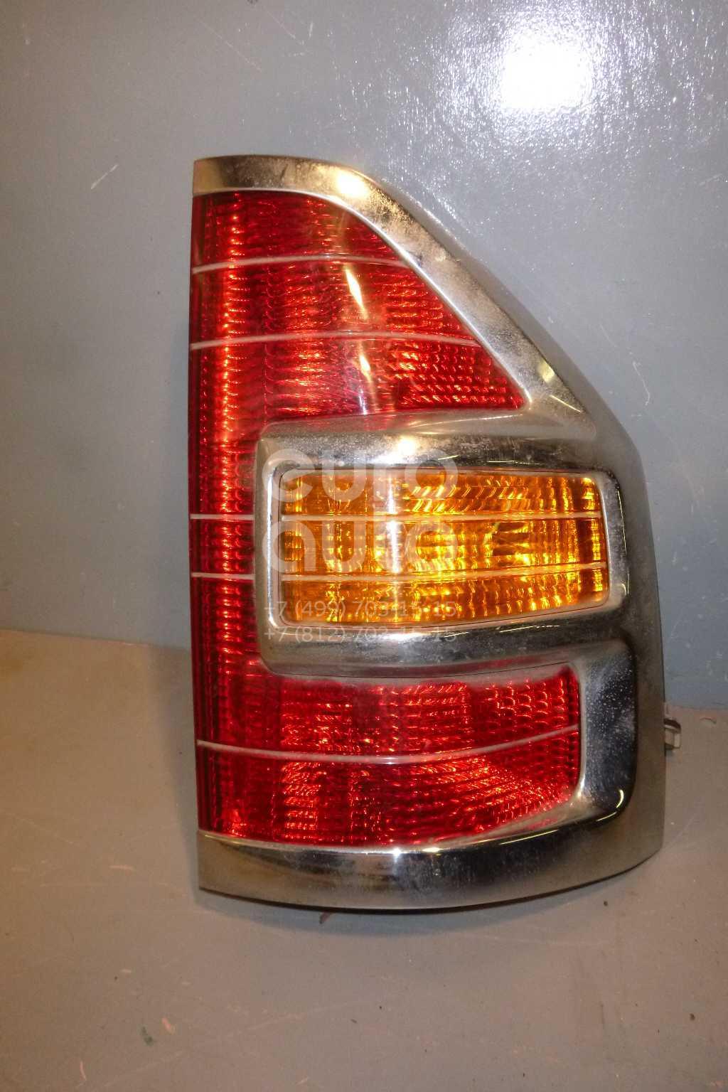 Фонарь задний правый для Mitsubishi Pajero/Montero III (V6, V7) 2000-2006 - Фото №1