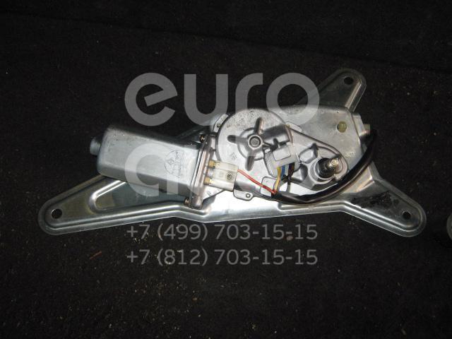 Моторчик стеклоочистителя задний для Suzuki Grand Vitara 1998-2005 - Фото №1