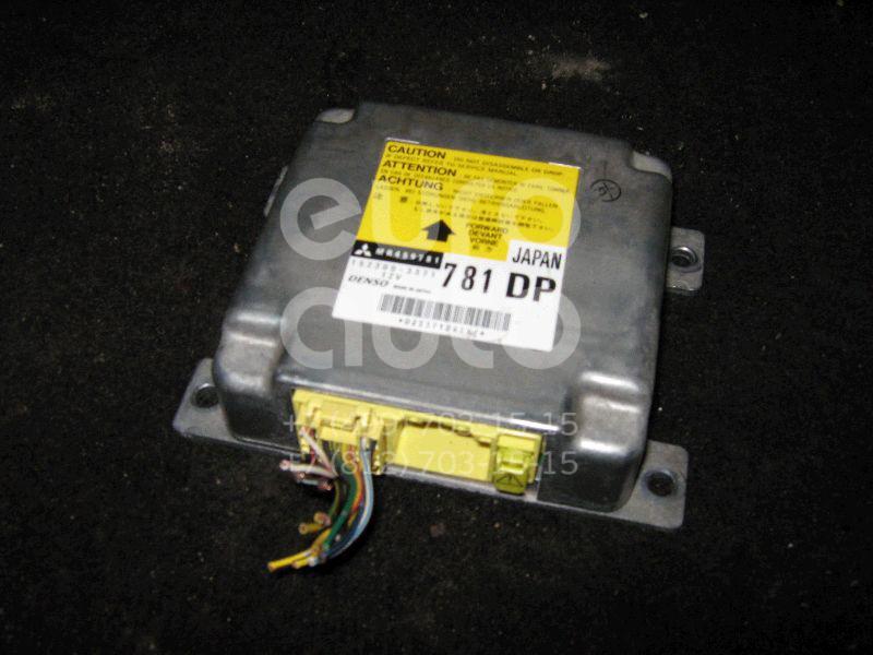 Блок управления AIR BAG для Mitsubishi Pajero/Montero (V6, V7) 2000-2006 - Фото №1