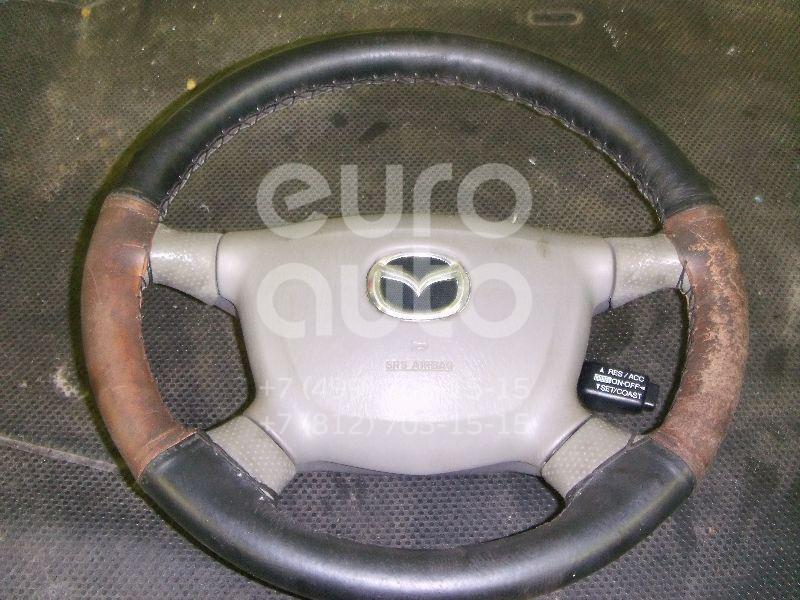 Рулевое колесо с AIR BAG для Mazda MPV II (LW) 1999-2006 - Фото №1