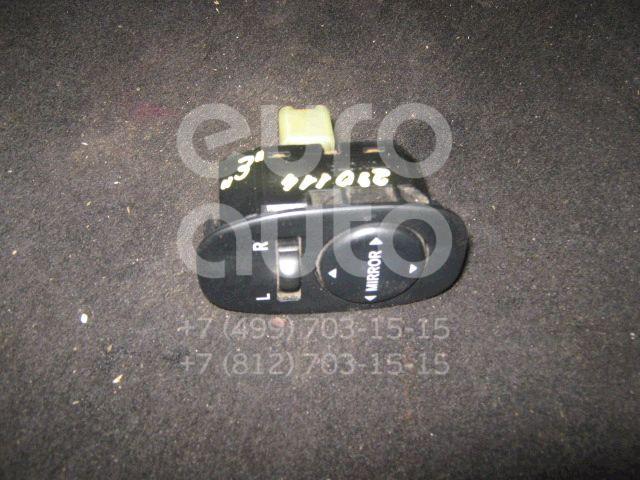 Переключатель регулировки зеркала для Toyota Carina E 1992-1997 - Фото №1
