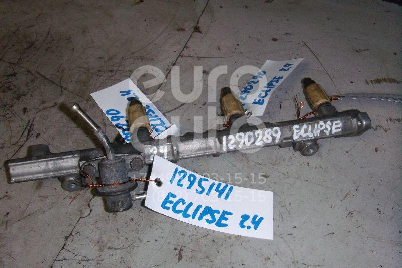 Рейка топливная (рампа) для Mitsubishi Eclipse III 1999-2005 - Фото №1
